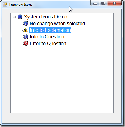 Windows Forms: Adding System Icons to TreeView Nodes - Ged Mead's