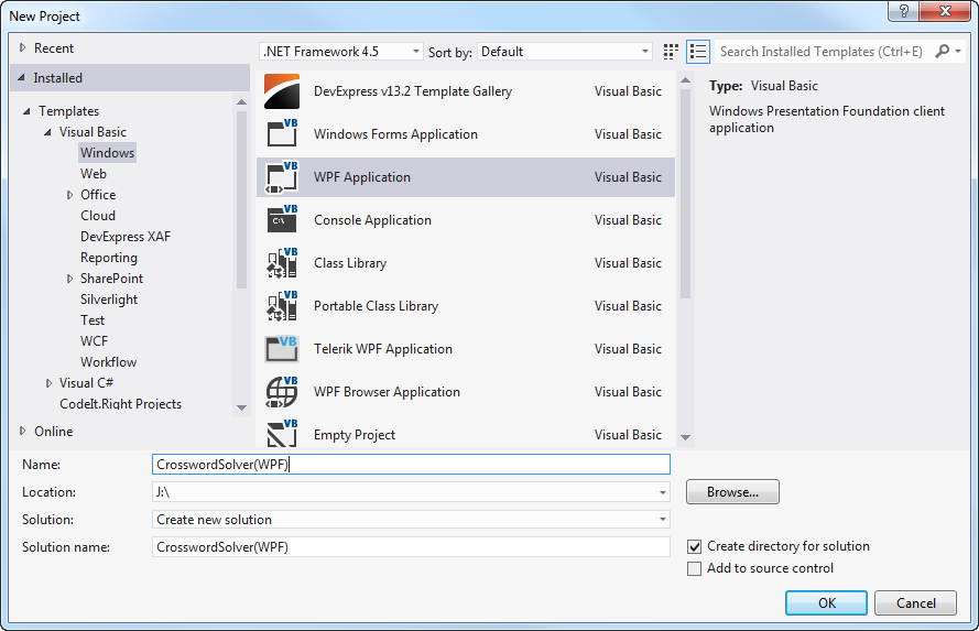 A First WPF Application for WinForms Developers: (1) Window and Grid