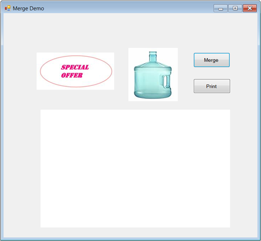Windows Forms Graphics: How to Merge and Print Images - Ged Mead's