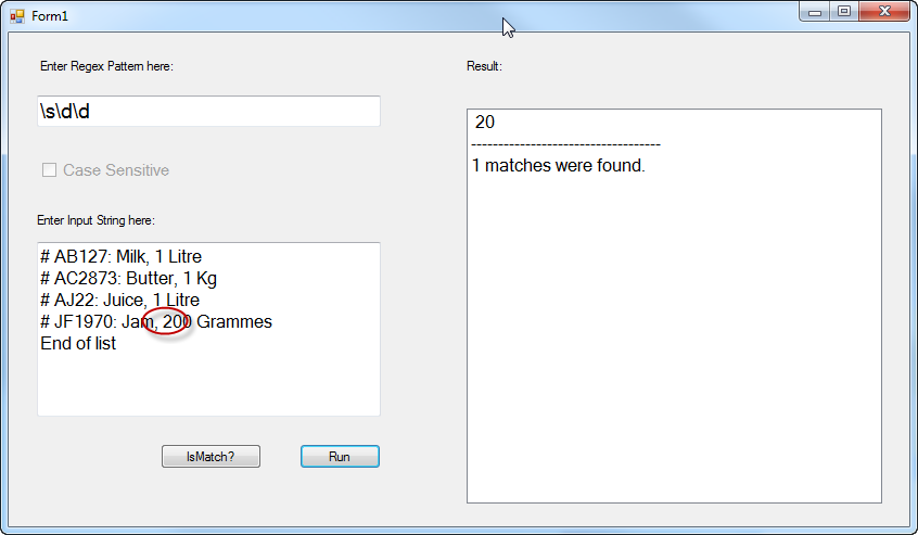 Regular Expressions: (6) Whitespace - Ged Mead's Blog