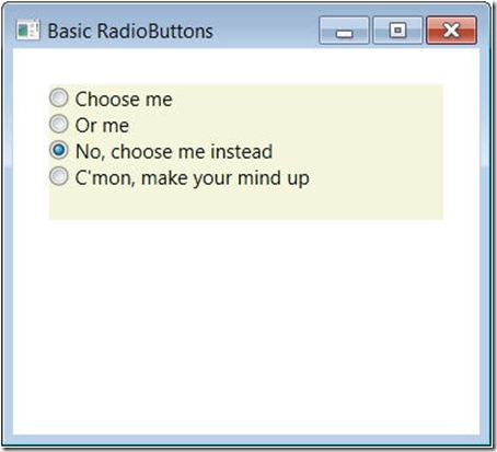 Wpf radiobutton groupname not working — photo 1