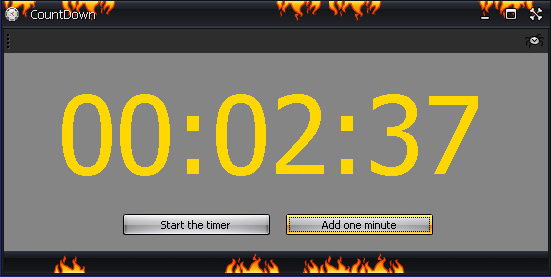 Free download  NET Timer current version - coolgfile
