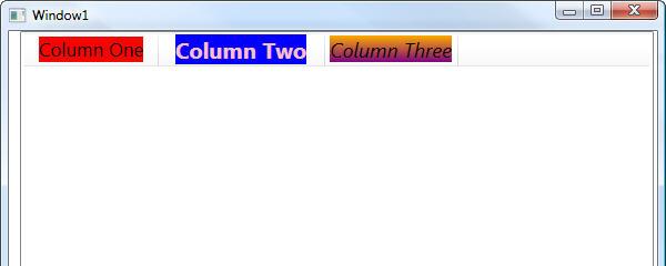 Formatting of Listview Header - vbCity - The  NET Developer